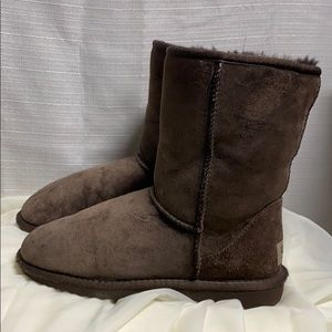 UGG Brown Classic Boots